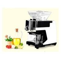 Boa qualidade de domicílios mini máquina da imprensa de óleo de amendoim, semente de girassol, azeite de oliva, ZF óleo de coco