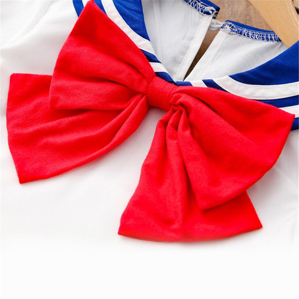 0d00d02003cfe US $14.0 35% OFF|Japanese Anime Kid Baby Girls Sailor Moon Cosplay Bowknot  Dress Kawaii Lolita Uniform Children Halloween Party Lovely Costume-in ...