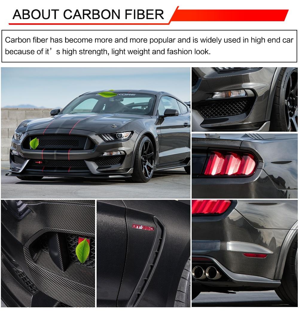 6-1 About Carbon Fiber