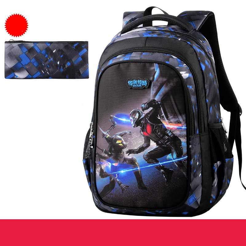 b44031e2e92d mochila infantil soccer backpack football printed school bags for ...
