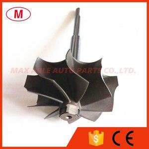 Image 1 - TD05H Turbocharger  turbine shaft&wheel/turbine wheel 49.12X56mm 9 blades