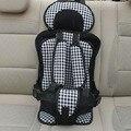 Assento de Carro Do bebê, assento das Crianças no carro, crianças tampa de assento para o bebê de 9-25 KG e 9 Meses A Três Anos de Idade, Cor azul, frete Grátis