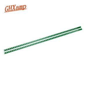 Image 1 - GHXAMP Dual 48 wskaźnik poziomu audio Light Bar LED spektrum muzyki miernik VU MP3 komputer dwukanałowy zielony 500MM * 10MM