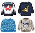 Brand Free Shipping 2016 casual boys sport hoodies cartoon sweatshirt children clothes baby kids coat jacket clothing outerwear