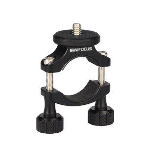 Image 4 - Support de vélo support de fixation de vélo pince pour DJI OSMO Mobile 2 stabilisateur de cardan portable lisse 4 3 Q Vimble accessoires