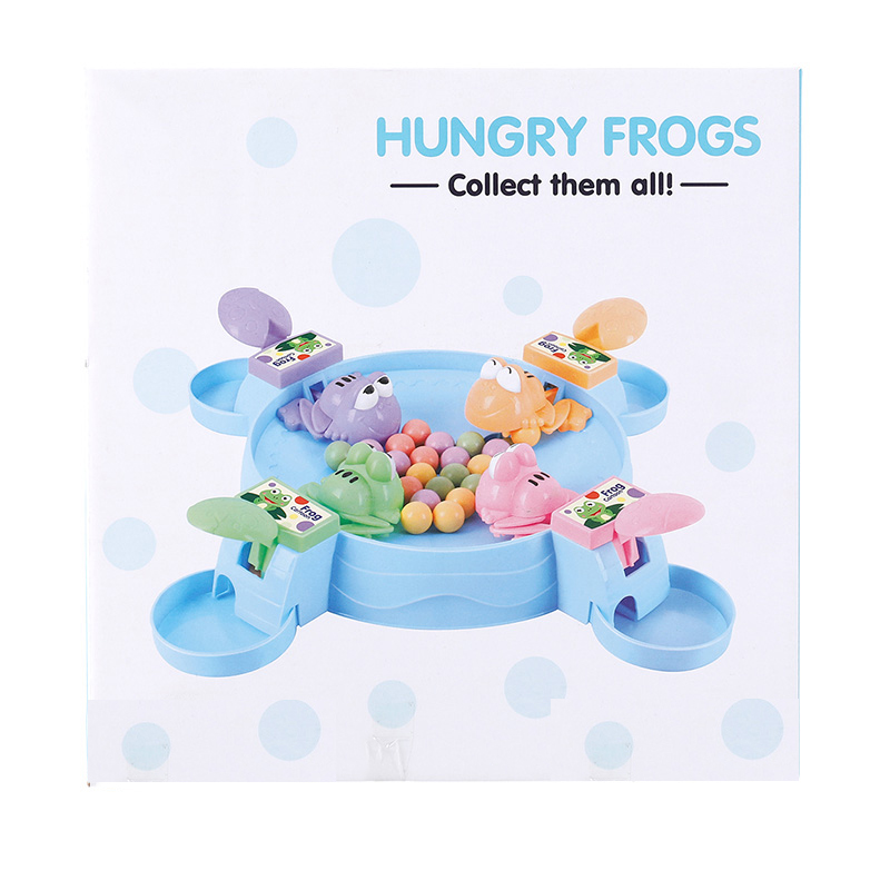Hungry Frog Eating Beans Children Strategy Games Toy Family Competitive Interactive Stress Relief Toy Interesting Games in Strategy Games from Toys Hobbies