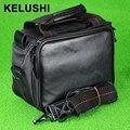 KELUSHI vazio pacote de ferramentas de Fibra óptica FTTH kit de ferramentas especiais de fibra/hardware/ferramentas de rede saco vazio