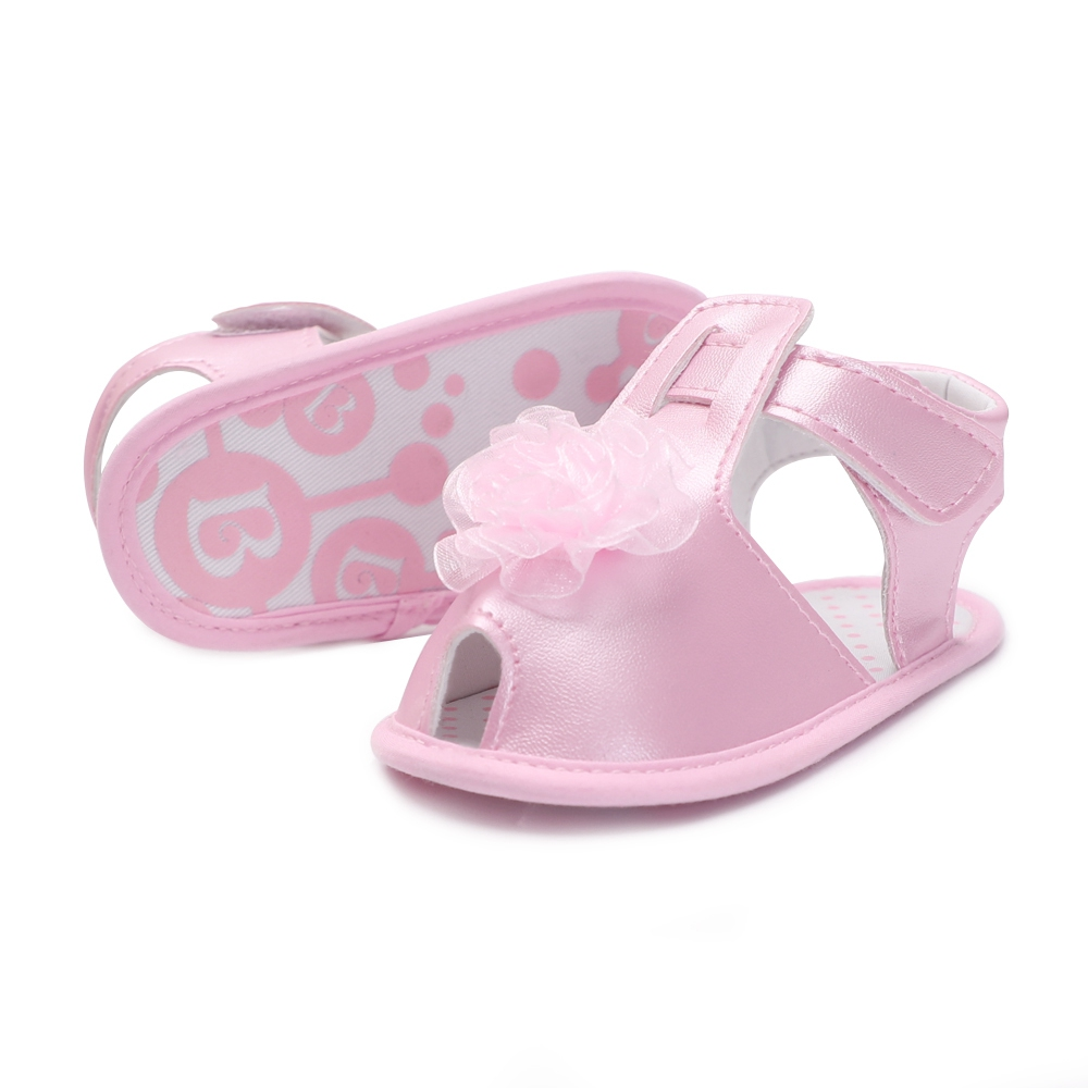 357c6d8c80c New arrivals baby girls little kids Summer Sandal princess soft sole toddler  first steps crib footwear new born 6 12 months HOT -in Sandals   Clogs from  ...