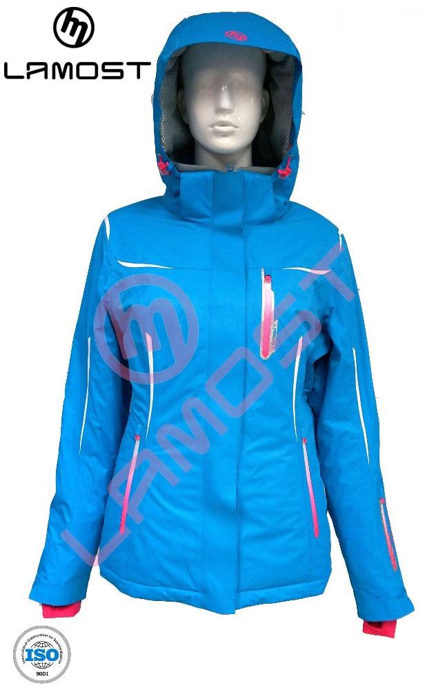 Prix pour LAMOST fashional femmes veste de ski de neige snowboard parka neige ski vêtements femmes vêtements de ski planche à neige vestes