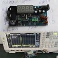76 М-108 МГц FM частота DC 12 В DIY Цифровой СВЕТОДИОДНЫЙ Радиостанция 0.5 Вт PLL Стерео FM передатчик С Микрофоном