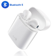 I7s TWS Bluetooth Wireless Earphone Stereo Earbud Headset With Charging Box Mic All tablet Smartphone