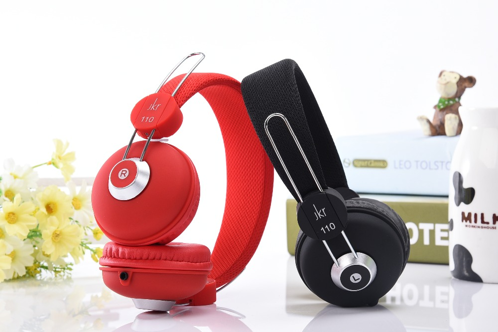 3.5mm Wired Headphone headphones Gaming Headset Earphone For PC Laptop Computer Mobile Phone KR110