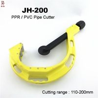 1Pcs DN 110 200mm Plumber Tool Pvc Pipe Cutter PEX Tube Cutters PPR Tube Scissors For Sale Made In China