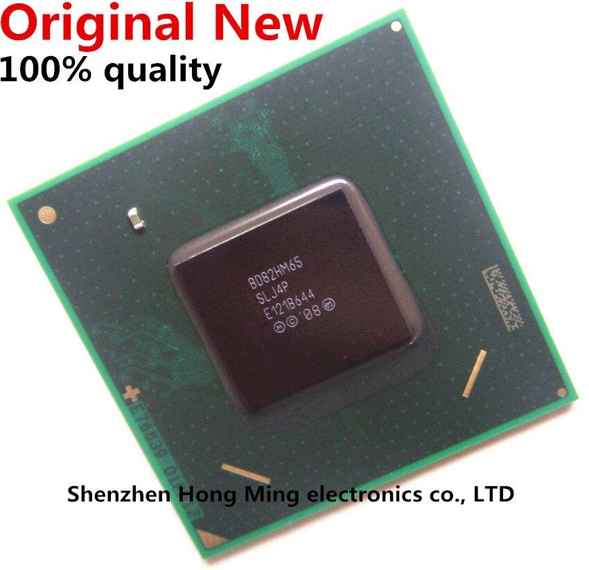 100 New BD82HM65 SLJ4P BGA Chipset