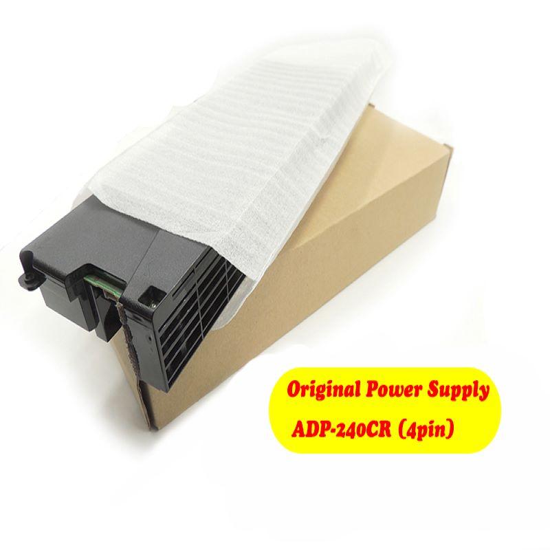 Peça de substituição original adaptador alimentação 4pin ADP-240CR para playstation 4 1100 series ps4 console