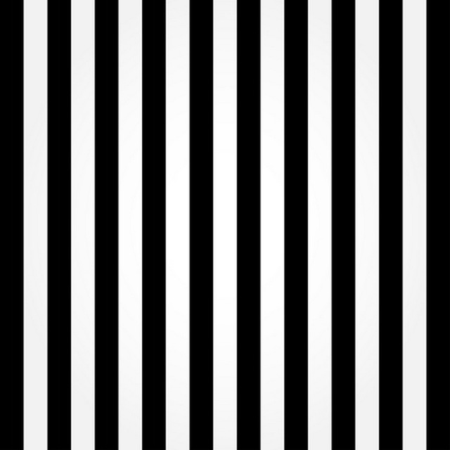 Huayi 8x8ft Black And White Stripes Fabric Backdrop For Party D 1923