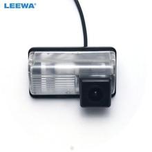 Leewa HD Автомобильный заднего вида резервного копирования Камера для Toyota Corolla EX/BYD F3/F3R Обратный Парковка Камера # ca3271