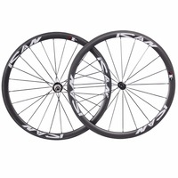 700C road carbon wheels 38mm basalt surface carbon clincher wheelset 23mm with UD matt with ican logo road bike wheels 38C