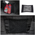 Car Trunk luggage Net For Opel Astra H G J Insignia Mokka Corsa Renault Duster Iaguna Megane 2 Logan Clio Captur Accessories