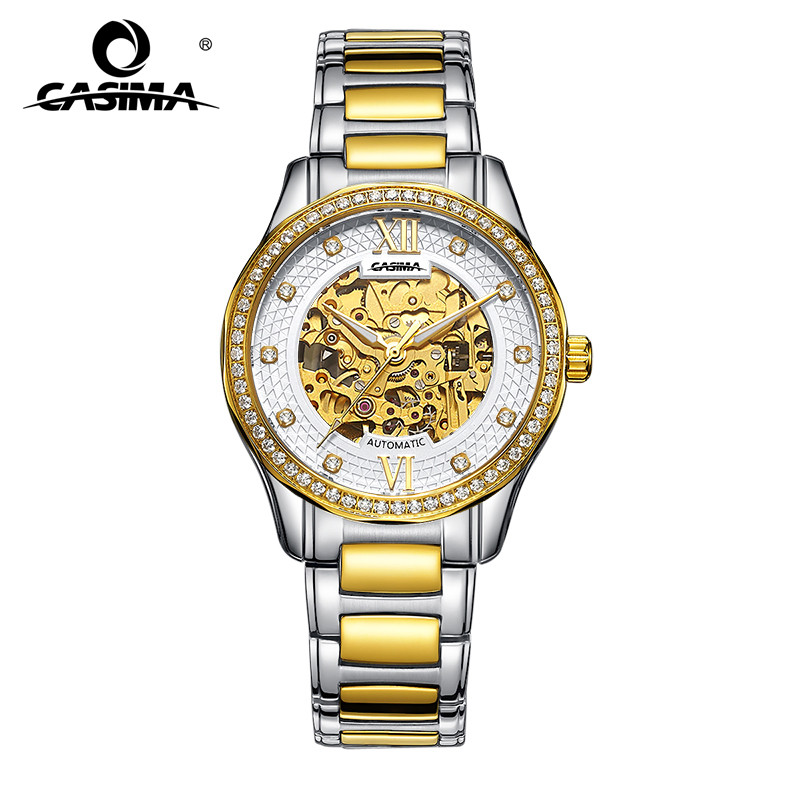 CASIMA Automatic Mechanical Watches Men Business Dress Classical Charm Mens Watch Waterproof 100m #8805CASIMA Automatic Mechanical Watches Men Business Dress Classical Charm Mens Watch Waterproof 100m #8805