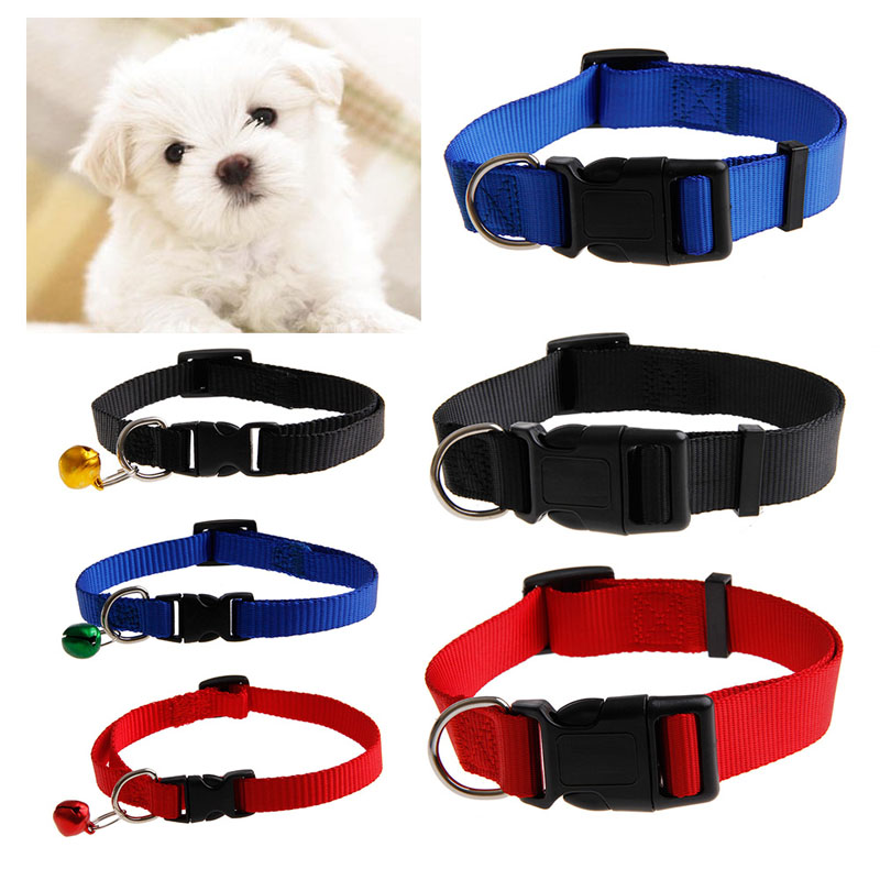 Nice Dog Supplies Fashion Adjustable Nylon Dog Collar Outdoor Soft Webbing Nylon Pet Leash Rope Belt Dog Harness Pet Accessories