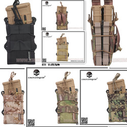 Emerson double modular rifle magazine pouch airsoft hunting utility molle m a g em6035.jpg 250x250