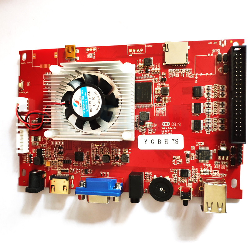 Pandora s 3D multi Game board 2263 2363 in 1 game VGA HD output for Arcade
