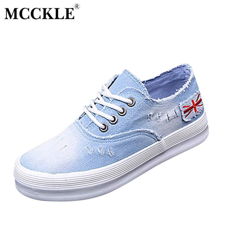 MCCKLE 2017 New Fashion Women Shoes Platform Flat Woman Round Toe Ladies Office Black Style Casual Comfortable Size 35-40 цена 2016