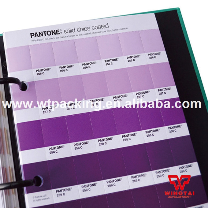 4 book PANTONE Swatch Book Solid Color Guide GP1608N (Formula Guides ...