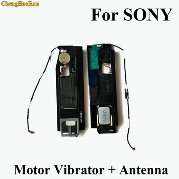 ChengHaoRan 1piece 2pcs New For Sony Xperia Z L36H Yuga C6603 C6602 Buzzer Loud Speaker + Motor Vibrator + Antenna Flex Cable image