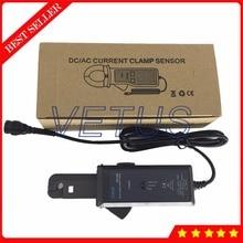 ETCR007AD AC DC Pinza per la Misura con 0mA ~ 50A Dispersione del Sensore di Corrente