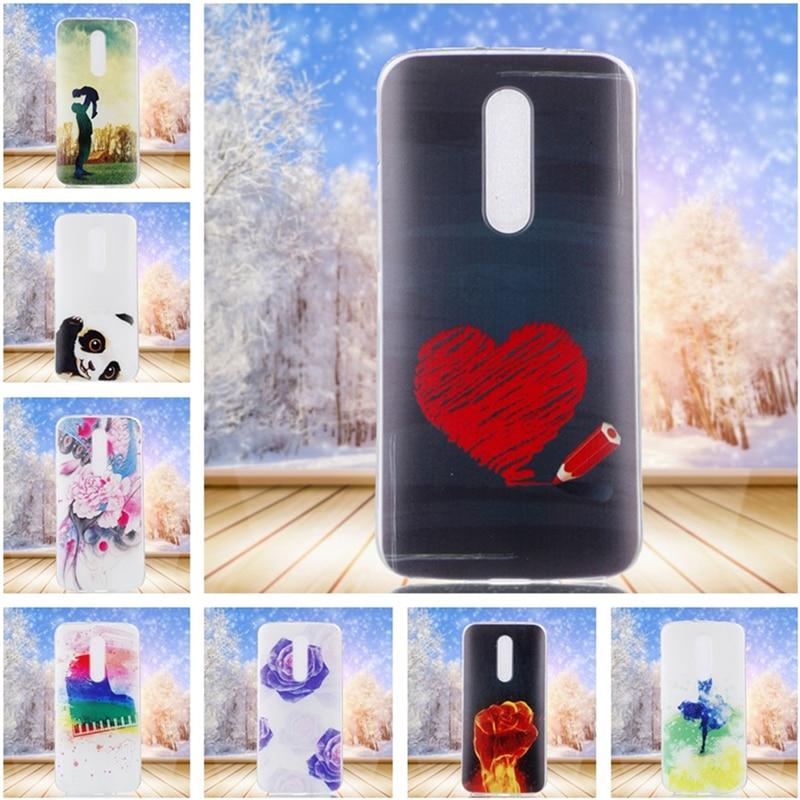 sFor Case Motorola Moto M Cover XT1663 XT1662 Thin Soft Silicone