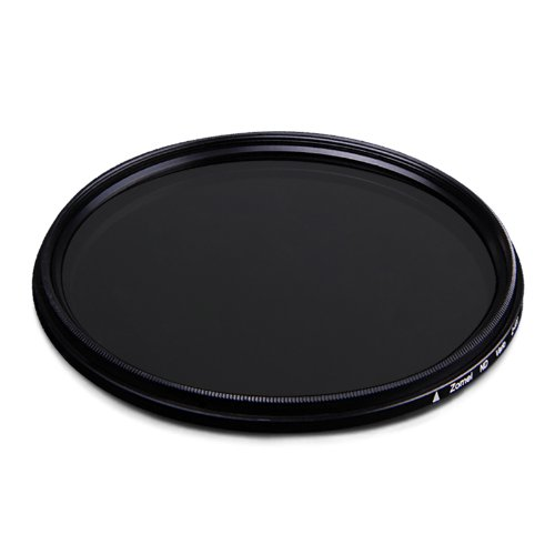 F16539 ZOMEI Glass Slim ND2-400 Neutral Density Fader Variable ND filter Adjustable- 62mm