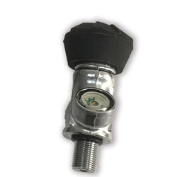 AC931 4500psi HPA cilindro de fibra de carbono Válvula de tanque de aire de Paintball válvula PCP cilindro de Gas válvula Pcp para equipo SCBA Acecare
