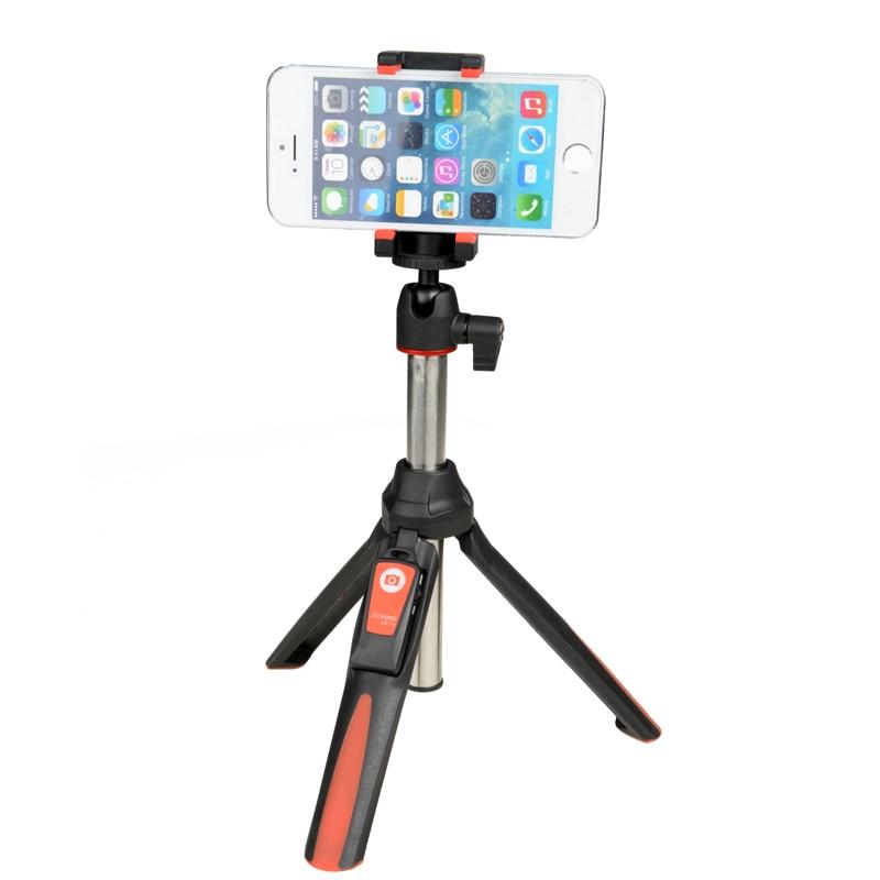Benro MK10 mobile <font><b>phone</b></font> holder <font><b>tripod</b></font> camera with a wireless Bluetooth <font><b>remote</b></font> self-timer artifact rod