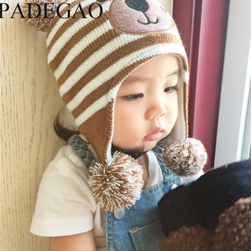 The new children's cubs hat qiu dong with cartoon animals knitting wool cap and pile universal pu leather car seat covers for renault koleos megane scenic nuolaguna latitude landscape auto accessories stickers