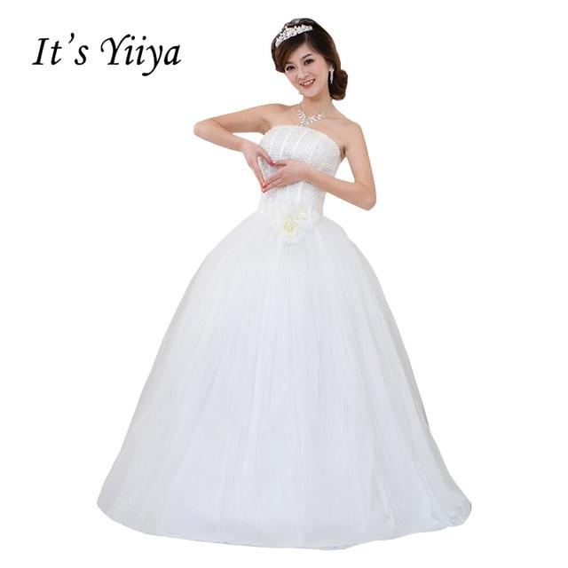 Hot Free Shipping Sexy Wedding Dress 2017 Plus Size Princess Wedding