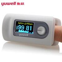 Yuwell Fingertip Pulse Oximeter Digital Blood Oxygen Saturation Meter Pulse Rate Monitor Portable SpO2 4 Direction