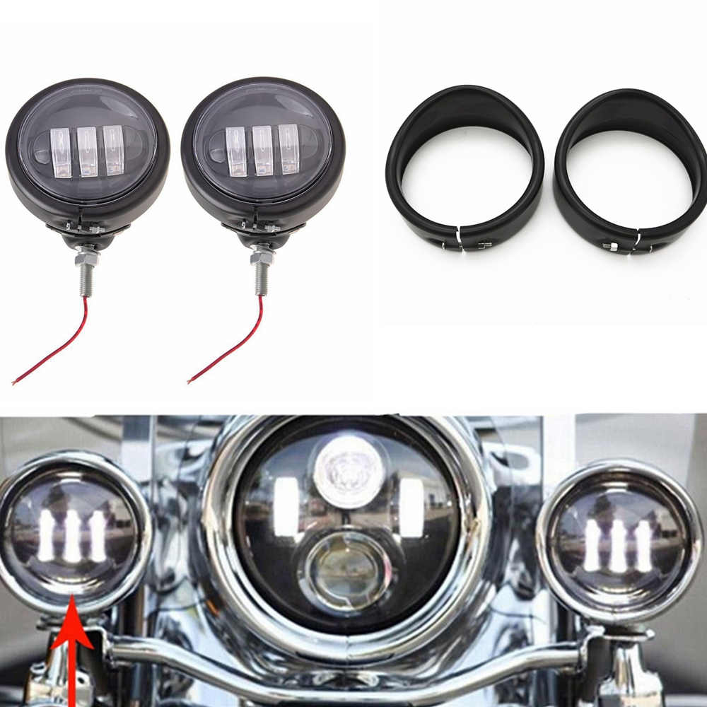 For Harley Motorcycle accessories 4 1/2