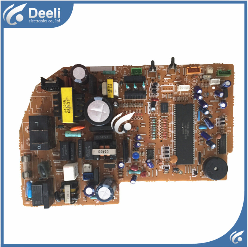95% new good working for Panasonic air conditioning board CS-A90KW A741030 A741031 A74804 A74899 pc board control board