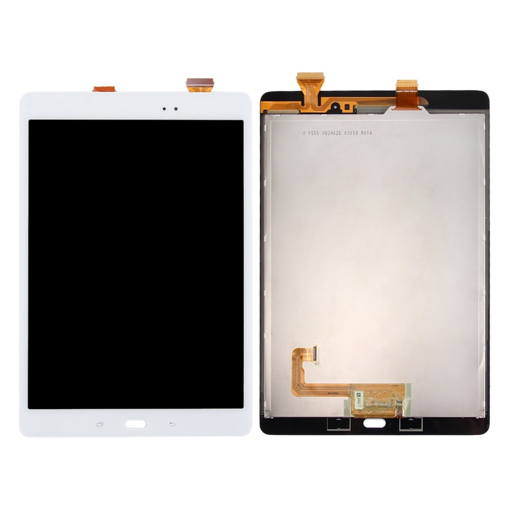все цены на New for Galaxy Tab A 9.7 / P550 LCD Screen and Digitizer Full Assembly онлайн