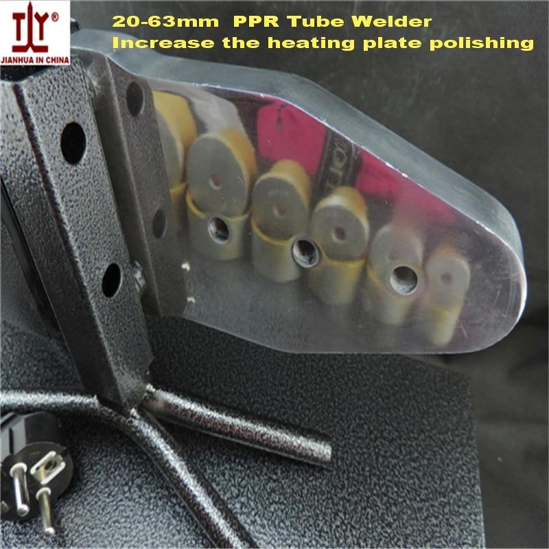 Nemokamas pristatymas Santechniko įrankiai 20–63 mm, 220 V / 110 - Suvirinimo įranga - Nuotrauka 4