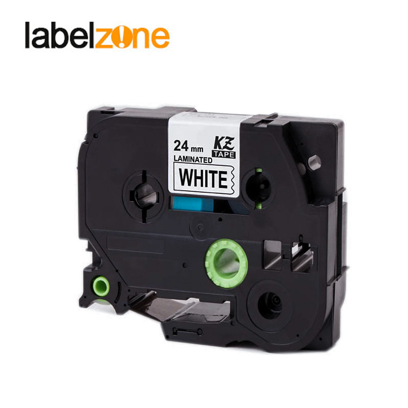 Multicolors 24mm Tze251 Compatible For Brother P-touch Label Printers Tze Tape Tze-251 Tz251 Tze151 Tze451 Tze551 Tze651 Tze751