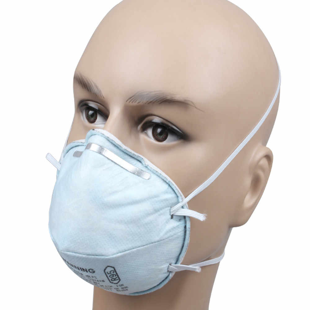 3m Paper Acid Particles Trace Respiratory Mask 8246 Dust Odor Metallurgy Chemical Making Protective R95 Anti 3pcs Gas