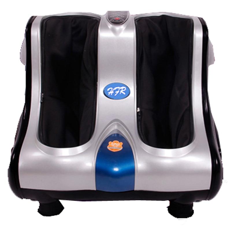 HFR-8810 Lyx elektrisk knäfotmassagerare med två eller fyra motorer Airbag Pressar Leg Beauty Machine