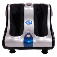 HFR 8810 Luxury Electric Kneading Foot Massager with Two or Four Motors Air Bag Pressing Leg Beauty Machine