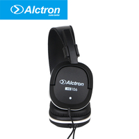 Alctron HE106 מקצועי על אוזן אוזניות משמש לניטור, האזנה למוסיקה