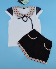 Ladouby Little Boys Girls Outfit T-shirt Tops+Pants Clothes 3-8 years