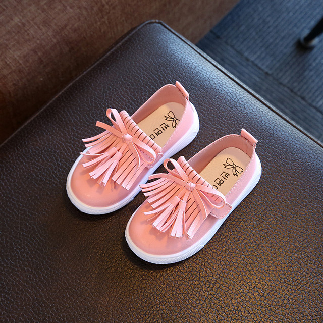 New 2018 fashion Spring/Autumn Slip on baby shoes sports running light breathable Lovely baby sneakers