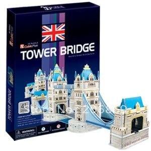 3d london puzzle